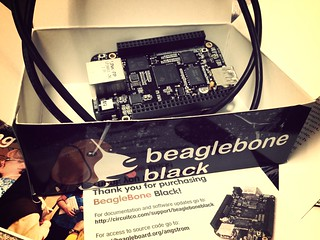 Hoping for time to explore the Beaglebone Black @beagleboardorg
