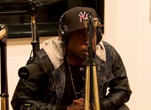 Talib Kweli Freestyles on 'The Funkmaster Flex Show'