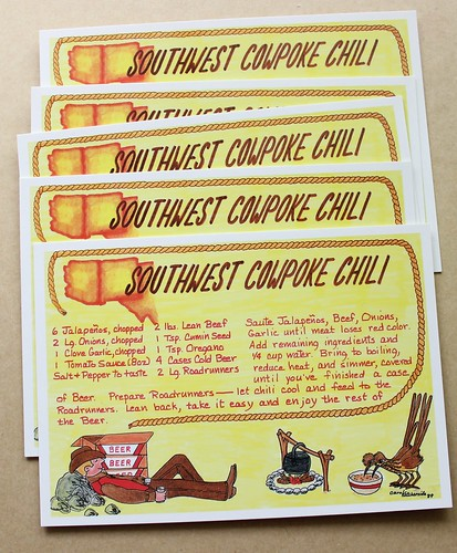 Southwest Cowpoke Chili