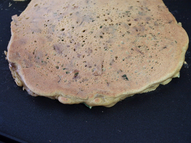 The Chickpea Pancake