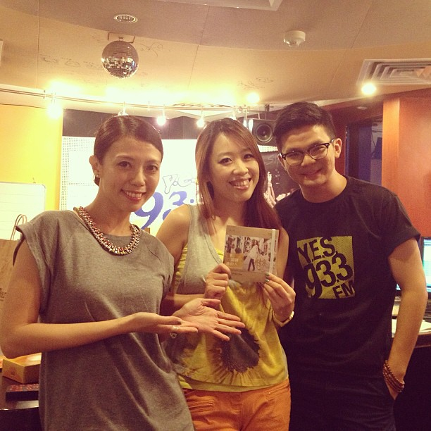 Interview with #weibin & #kunhua on Y.E.S.#933