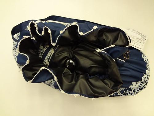 晴雨兼用一級遮光折りたたみ日傘 専用の袋