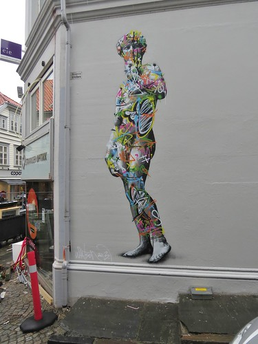 Martin Whatson: Public piece