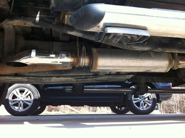 Exhaust help PowerStrokeNation Ford Powerstroke Diesel