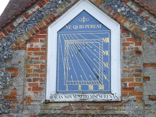 Marlow sundial