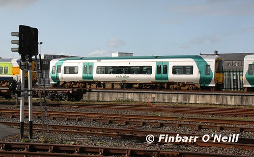 ireland irish train rail railway trains railways limerick 2013 2700class limerickcolbertstation finbarroneill finnyus