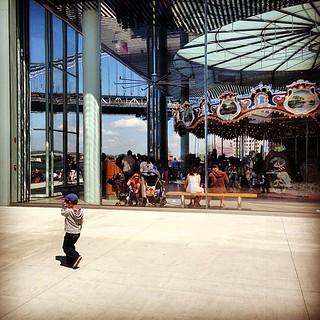 Jane's Carousel #dumbo #brooklyn