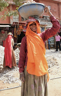 Pink City Construction Girl
