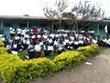 St Noah High School in Mityana, Uganda