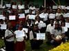 St Noah HS in Mityana, Uganda