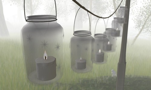 Where's Dim Sum? #106 - Smoky jars in a foggy morning