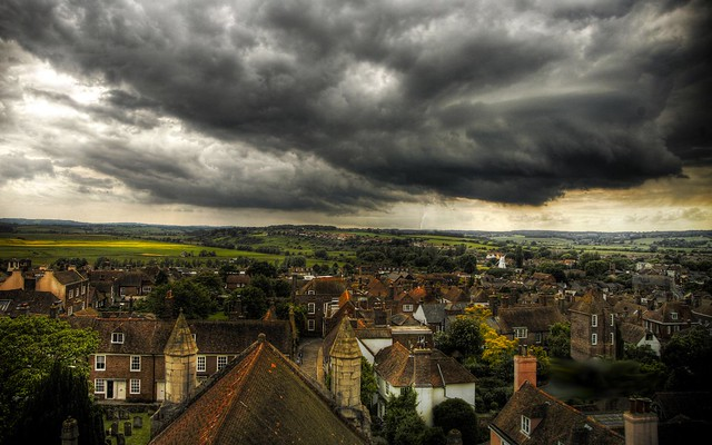 Storm Clouds Gathering from Flickr via Wylio