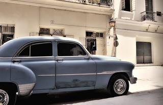 CUBA-DOWNTOWN OLD HAVANA.