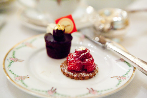 Afternoon Tea at St. Regis New York: Astor Court | The ...