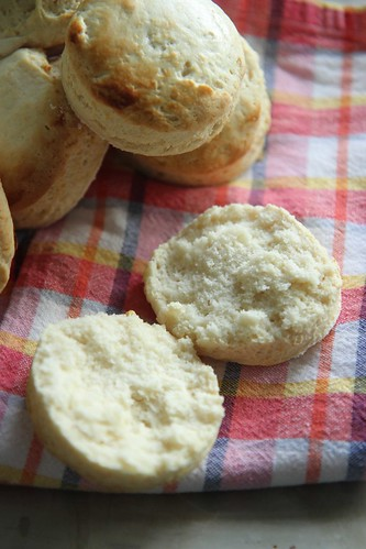 Buttermilk and Honey Biscuits