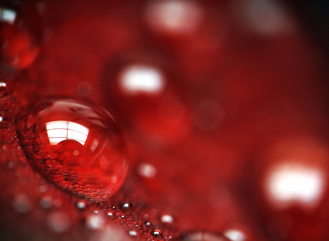 Ruby Red Drops [Macro]