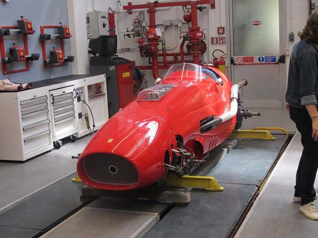 Ferrari Factory Tour In Maranello Italia 22 Explore