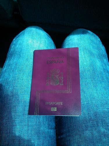 Ya renovado mi pasaporte. Otro trámite menos a hacer