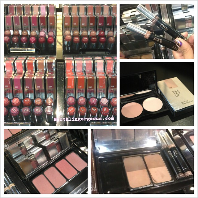Make Up Factory Blogger Launch