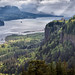 The Overlook, Columbia River Gorge by Michael Riffle
