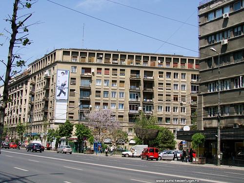blocul Aro