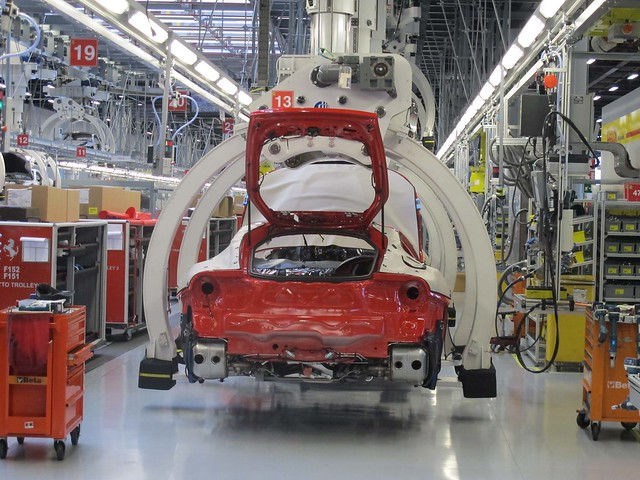 Ferrari Factory Tour In Maranello Italia 51 Flickr