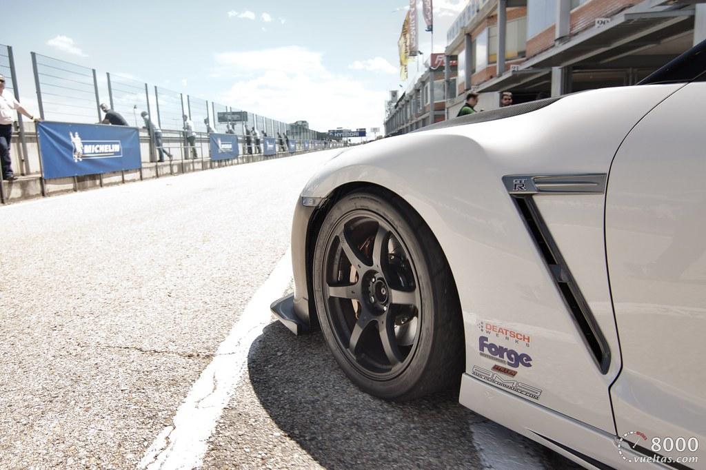 8000vueltas experiencies: MICHELIN Pilot Sport – Boxes