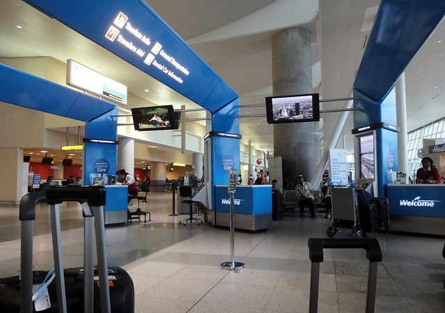 Chegada JFK Airport | New York