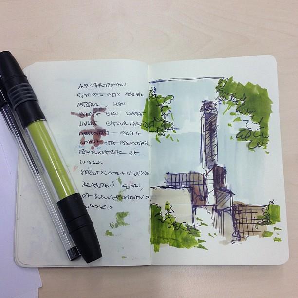 Semaforo sketching