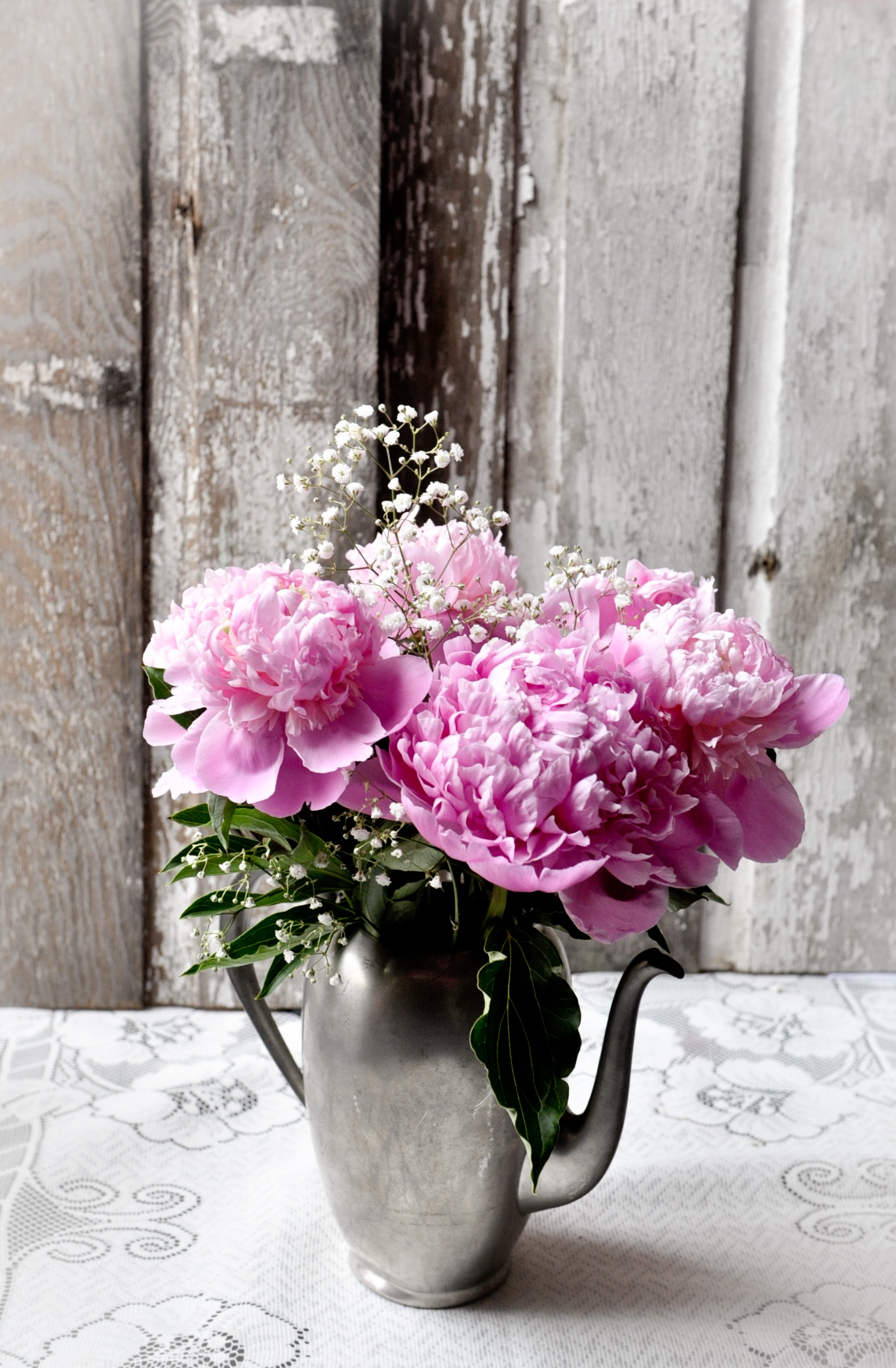 The flowers of my heart! Peonies
