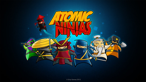 lead image Atomic Ninjas