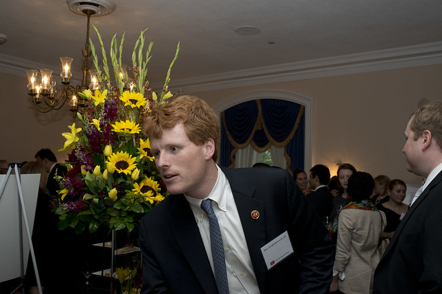 Congressman Joe Kennedy III (D-MA)