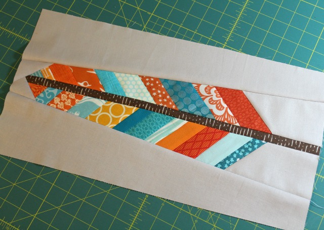 Feather block for Susan/PatchworknPlay