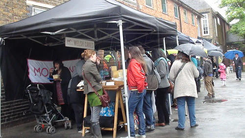 Crystal Palace food market May 13 1