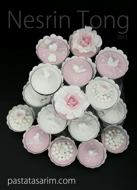 wedıng cupcakes1