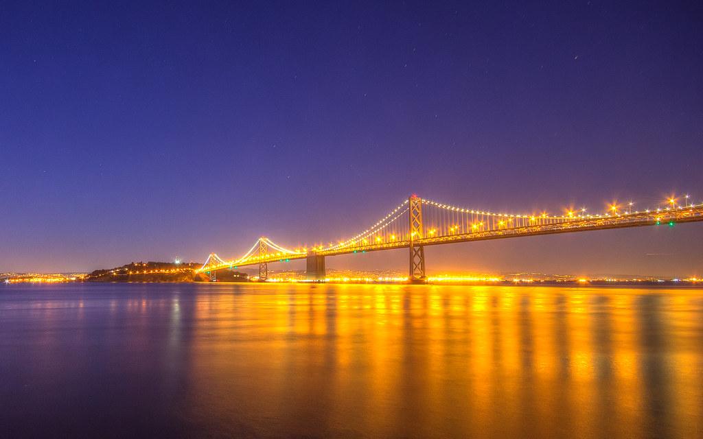 Lit Bridge