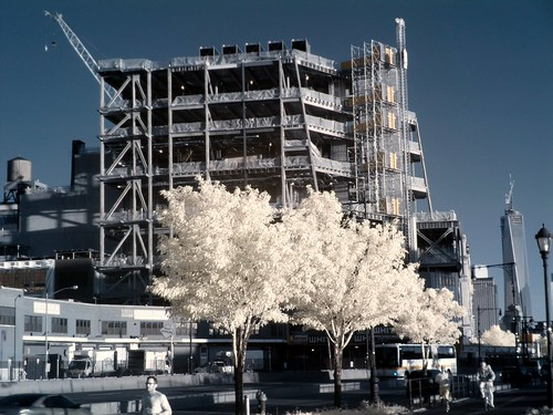 Whitney Museum Infrared May 14 2013