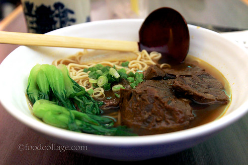 Braised Beef Noodle Soup at Everyday Noodles