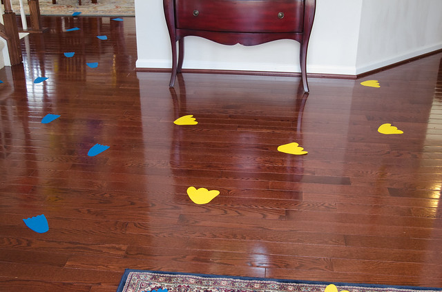 sesame street footprints-2
