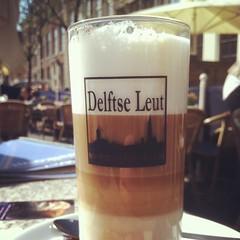 Coffee, Delft style