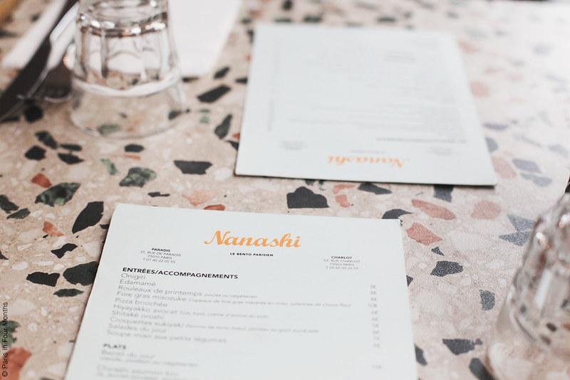 Restaurant Nanashi