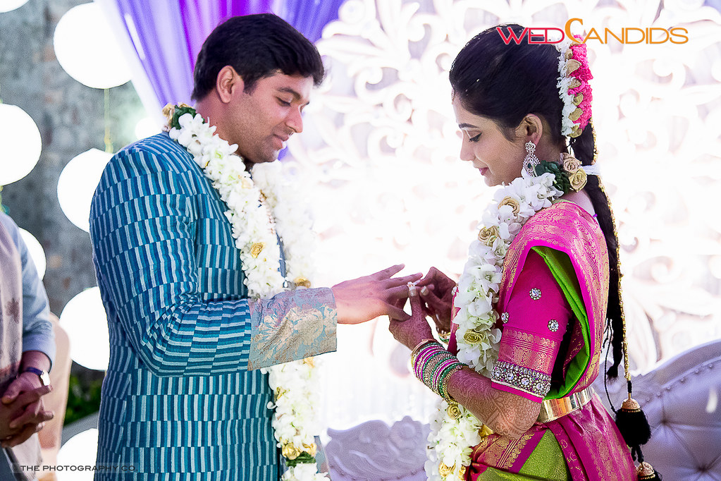 In India Weddings Can Last For Days And Are Full Of Rituals Ceremonies Part The Engagement Ceremony Entails Couple Exchanging Rings