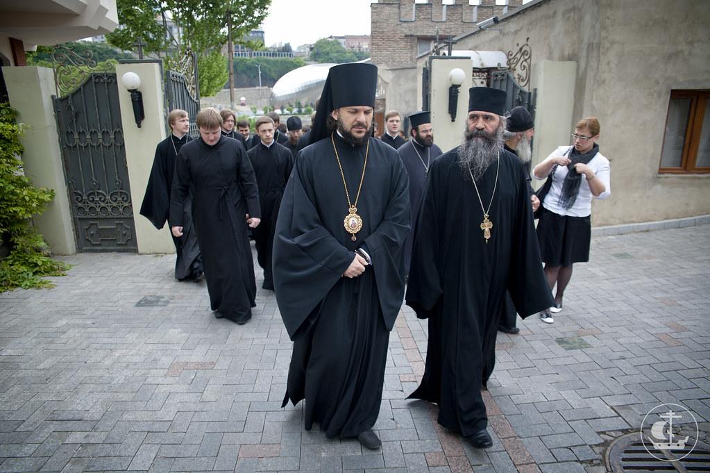 10 мая 2013 года, Паломническая поездка в Грузию. День 1-й.