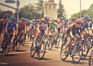 2013 Amgen Tour of California ~  Valencia, California