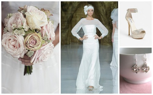 {Vintage Chic} Bridal Style by Nina Renee Designs