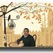 Día 349. El  café (anticrisis) en la terraza virtual. by carlosviajero89