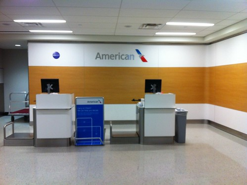 Photos Of The New American Airlines Prototype Priority