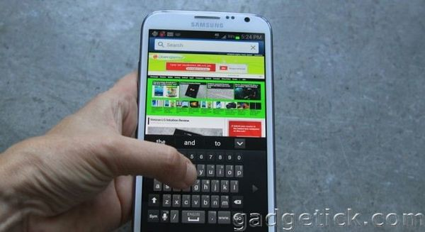 Сборка Galaxy Note 3
