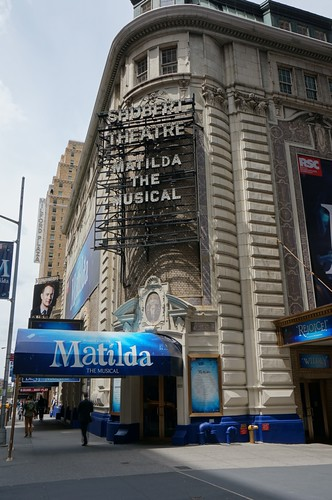 Shubert Theatre, New York