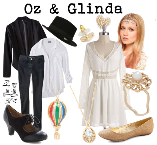 Oz & Glinda